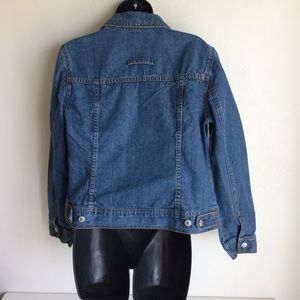 Liz Claiborne Jackets & Coats - Liz Claiborne Blue Denim Jean Jacket Size Medium